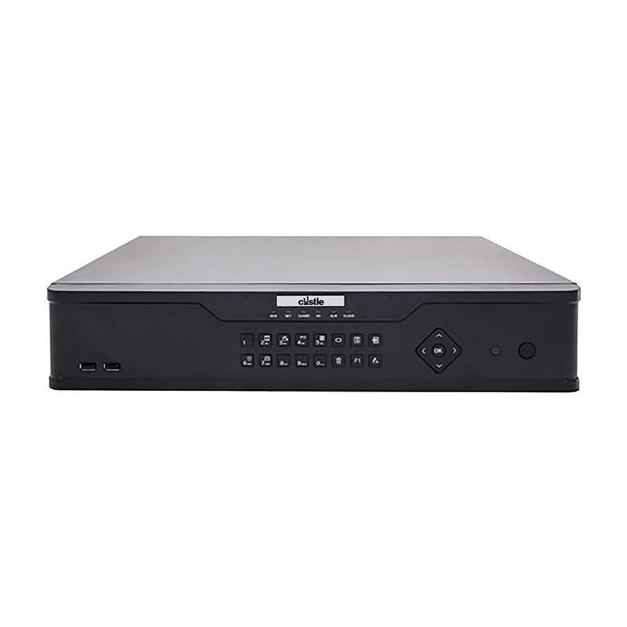 دستگاه ضبط تصاویر تحت شبکه کستل CA-NVR308-64E-B