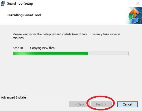 نصب نرم افزار محاسبه هارد و پهنای باند